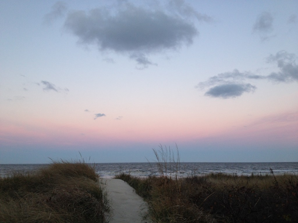 morning dune
