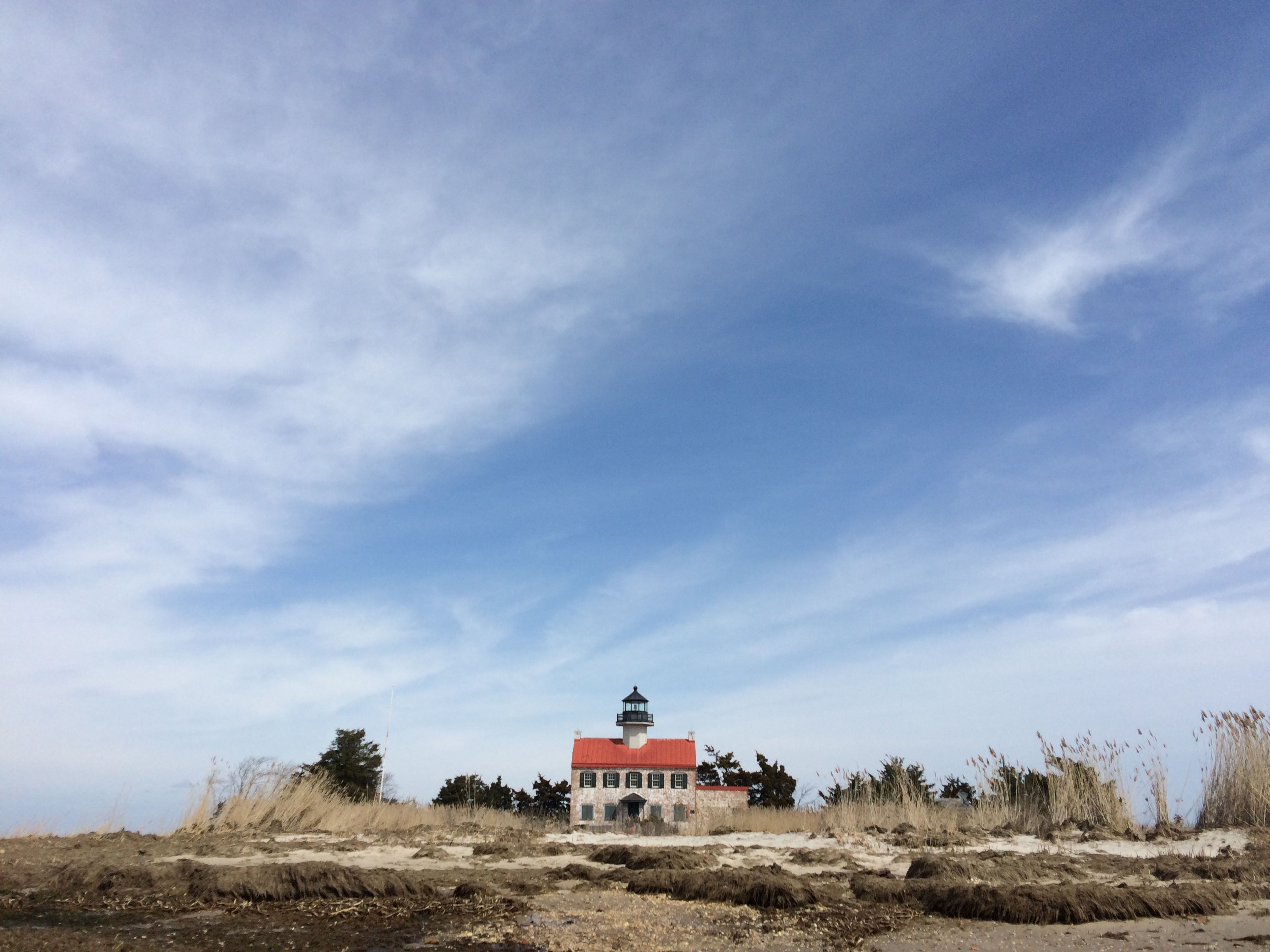 East Point Light, March 2016.